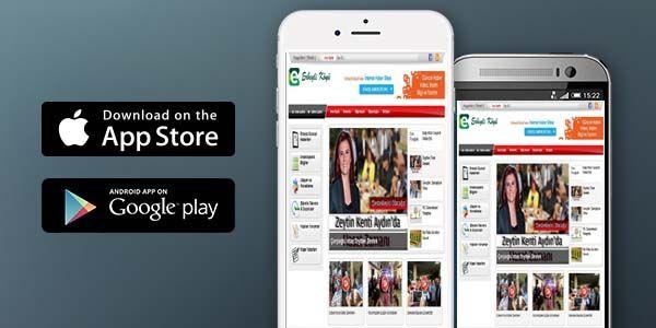 Erbeyli Android Uygulması Yayında