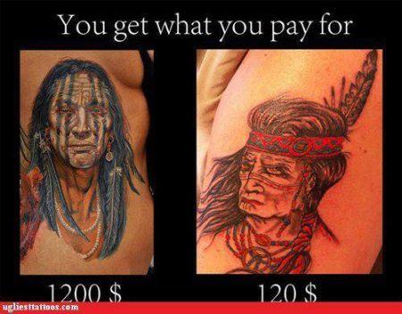 Galeria Tatuazy Tatuaże Ceny