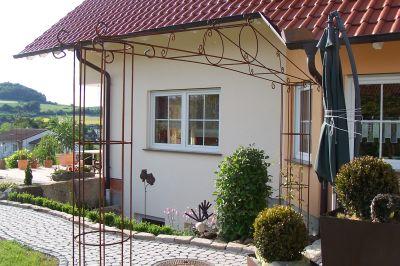 gartendesign in stahl rosenbogen tor. Black Bedroom Furniture Sets. Home Design Ideas