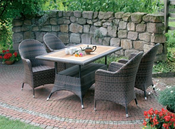 Elegant Gebrauchte Gartenmöbel