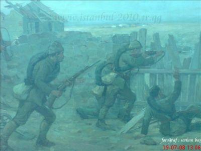 carpisan askerler