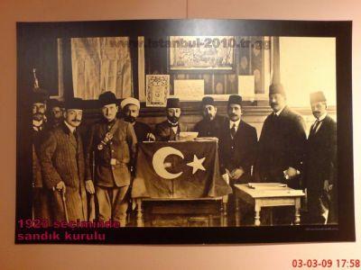 1923 secim kurulu