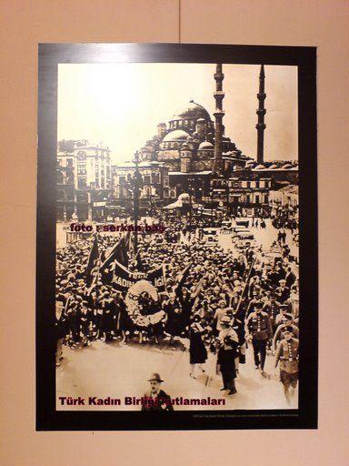 sultanahmet meydani turk kadin birligi kutlamalari