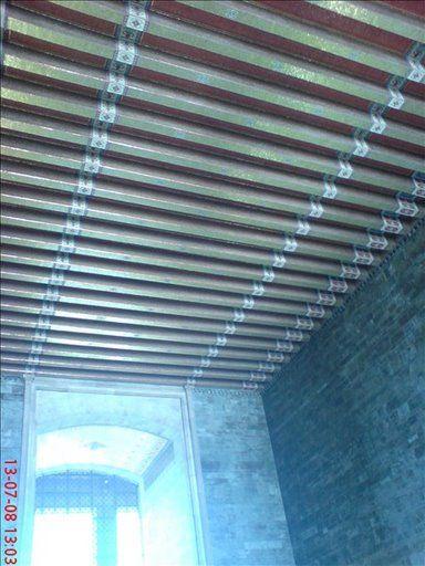 mustafa gazi pasa ata anitkabir mozole tavani