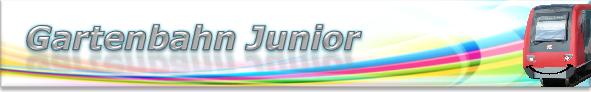 Gartenbahn Junior