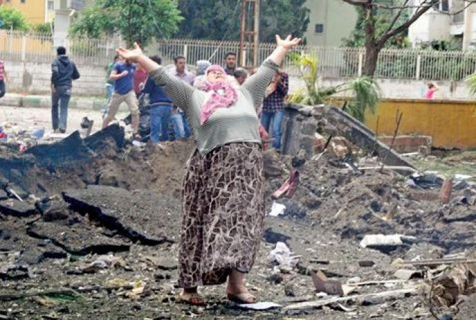 Hatay Reyhanlı Patlama anı son dakika 51 ölü 146 yaralı reyhanlı cehennem yeri