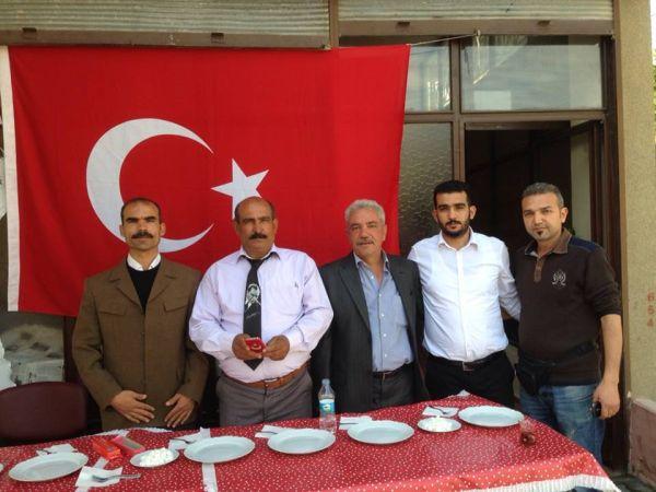 Ahmet ÖZ-Mehmet ÖZ-Hüseyin OLUĞ-Ünsal ÖZ-Hüseyin AK