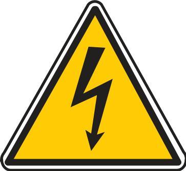Perigo de Electrocussão