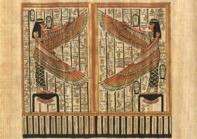 Isis, Nephthys