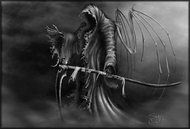 Abası, Angel of Death