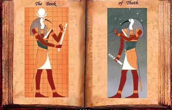 Toth'un Kitabı, Book of Thoth