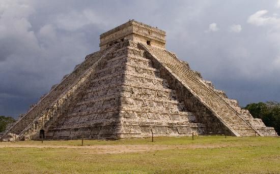 Chichen Itza, pyramid, piramit, Maya