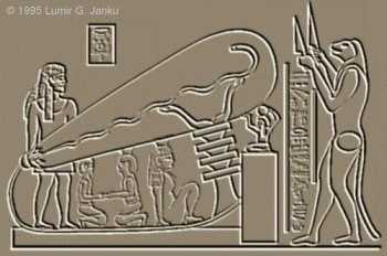 """Electron Tubes"""" from Dendera"""