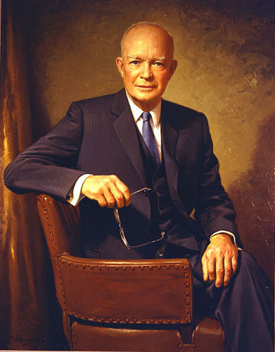 Eisenhower Doktrini, Dwight Eisenhower, Doctrin