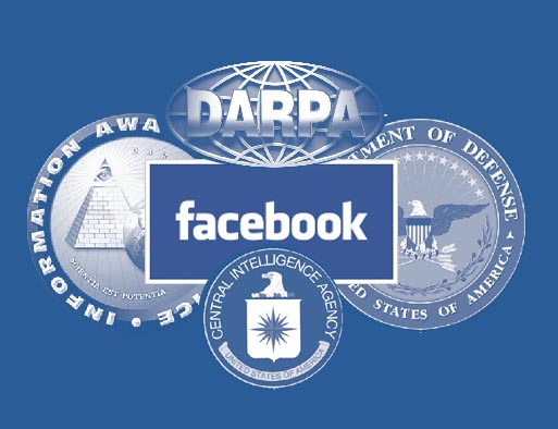 Facebook and CIA