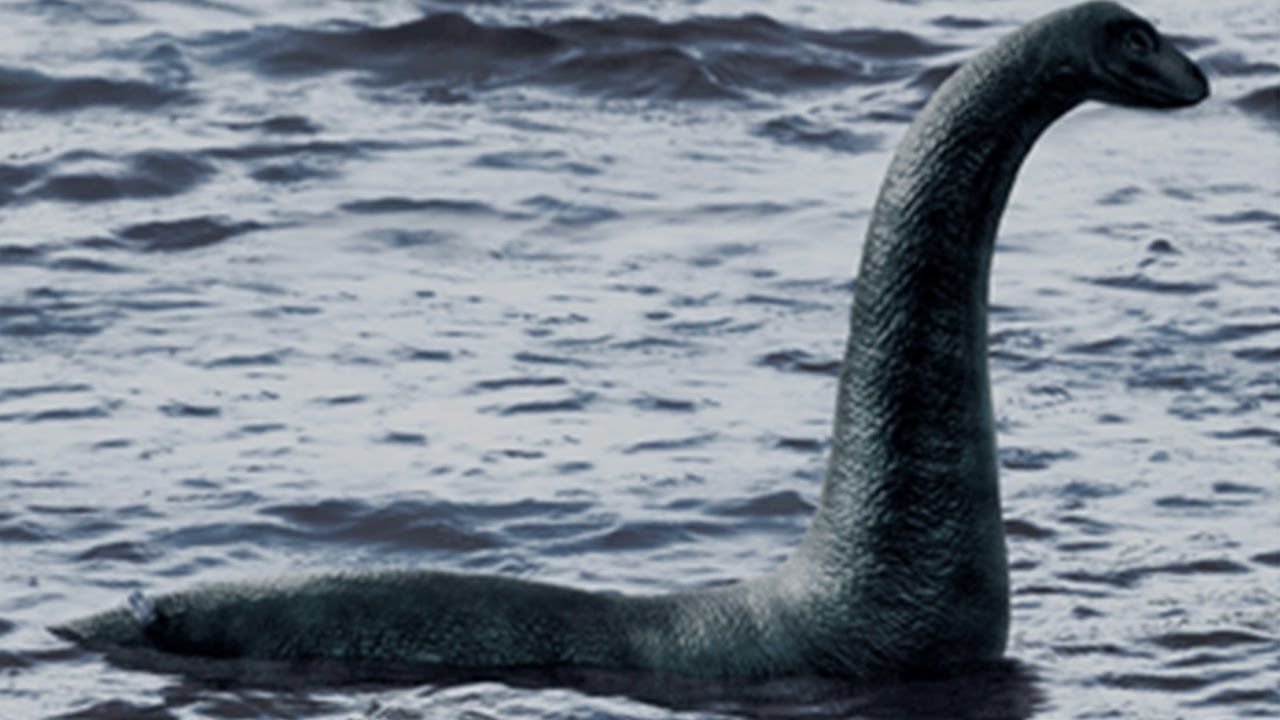 Loch Ness Canavarı, Monster