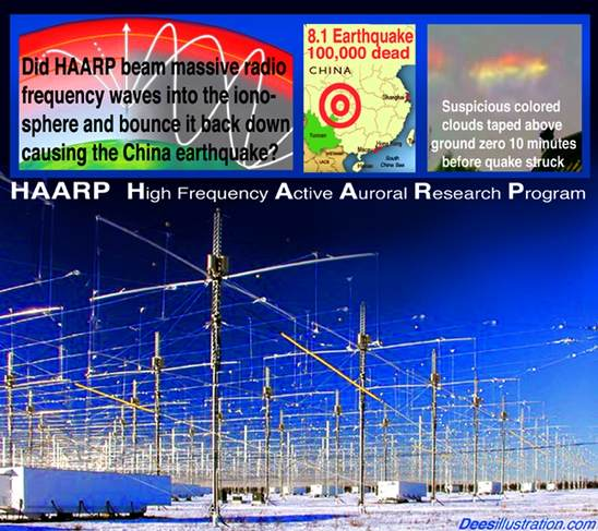 Nükleer Silahlar ve Haarp Projesi, Nuclear Weapons and HAARP Project