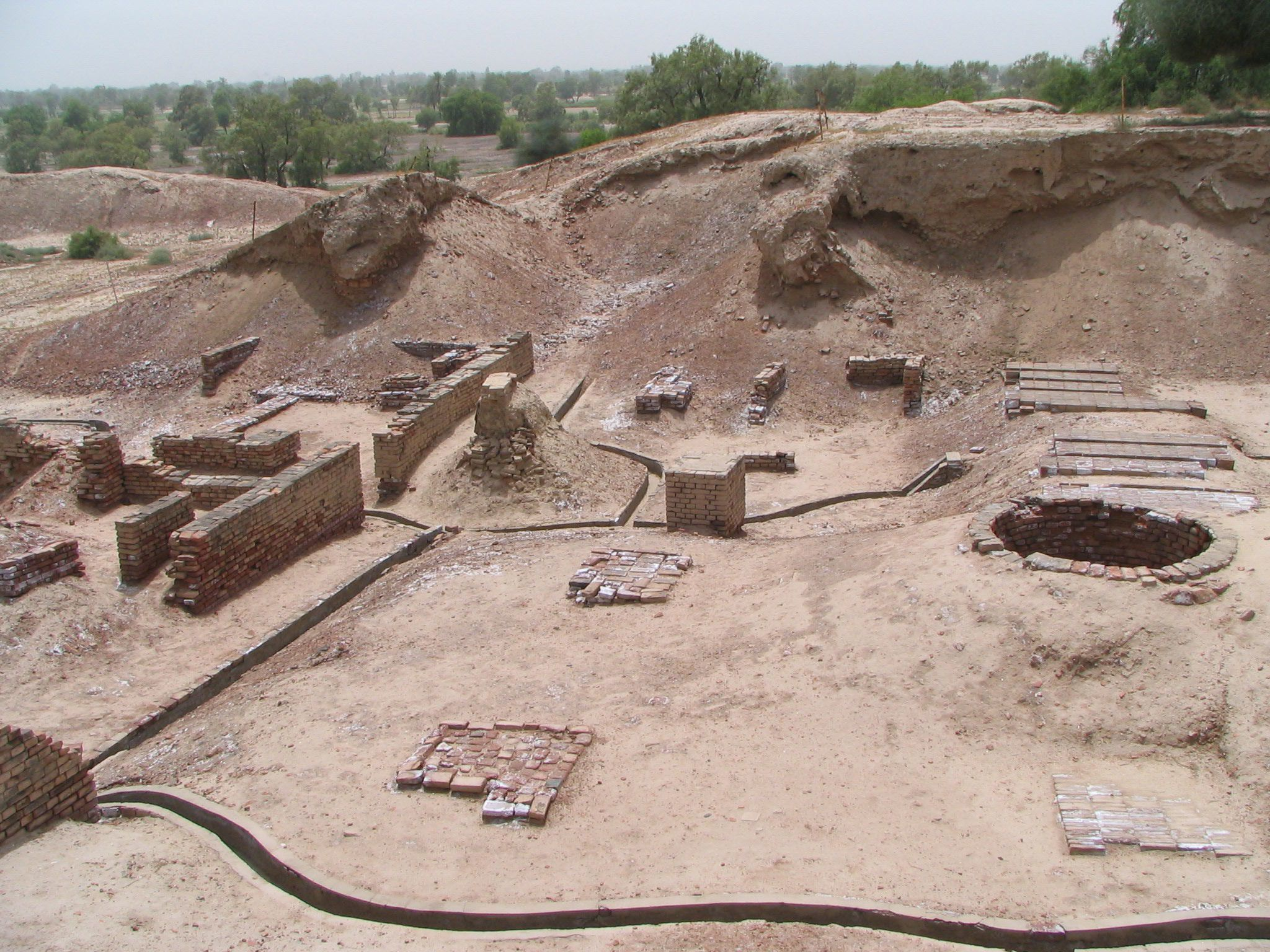 İndus, Harappa