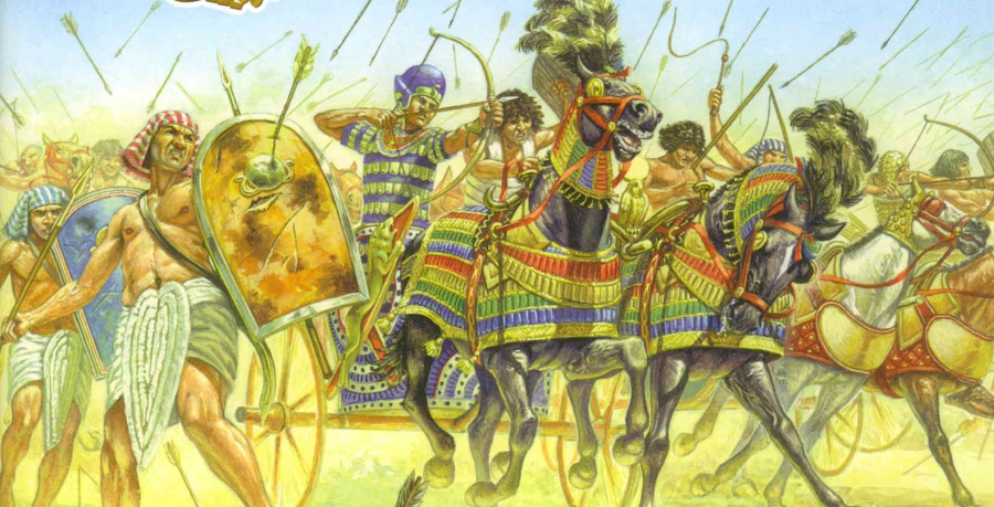 Kadeş Savaşı, Battle of Kadesh