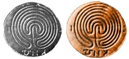 Coin of Cnosso