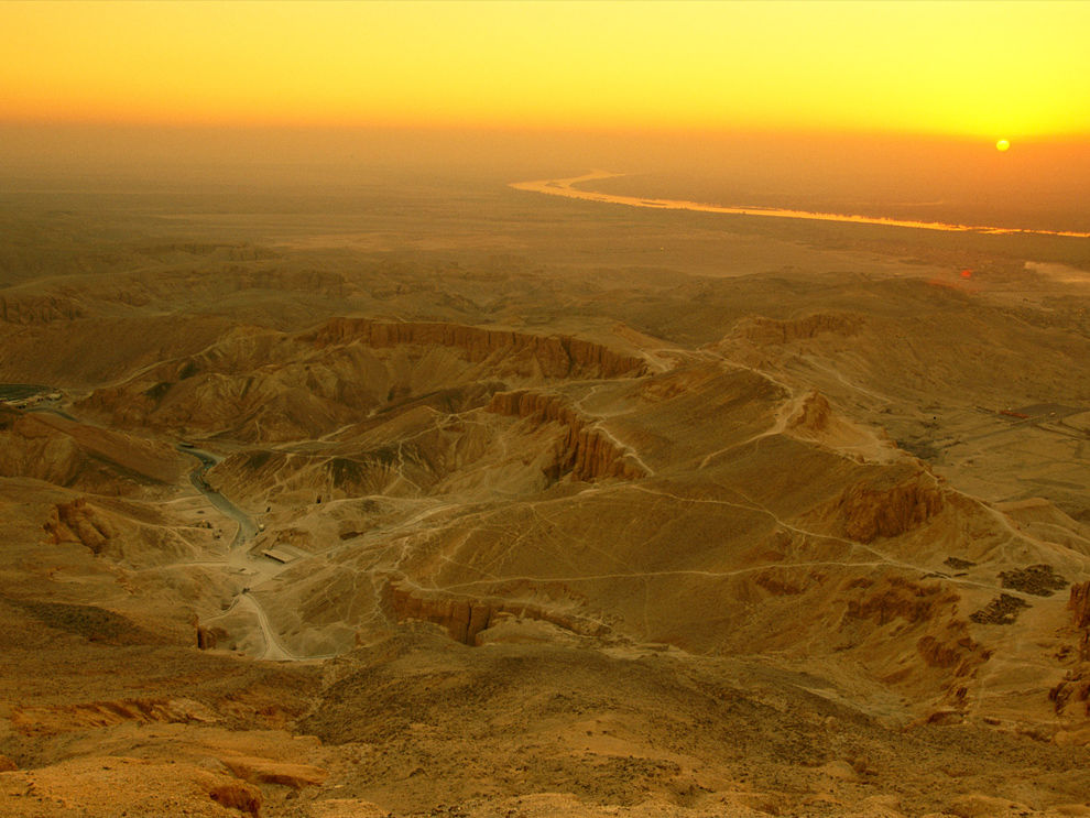Krallar Vadisi, Valley of the Kings