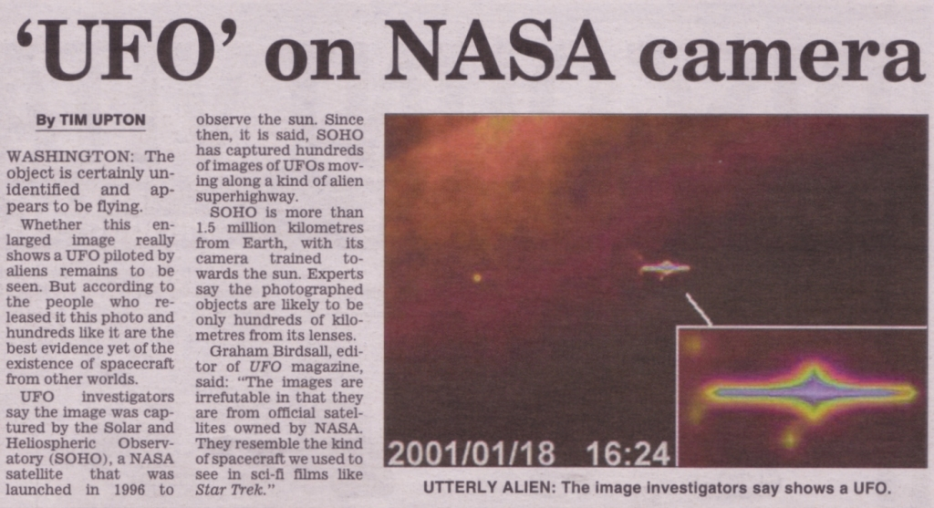 , nasa, ufo'lar, ve
