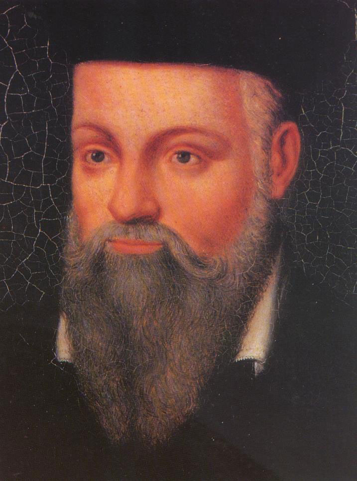 Nostradamus, Nostradamus' Biography (English and Turkish Language), Nostradamus'un Hayatı, Biyografi