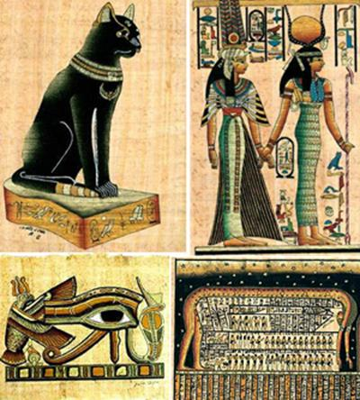 Eski Mısır Dini, Religion of Ancient Egypt