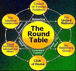 Cecil Rhodes and Round Table
