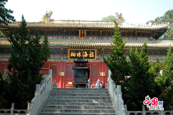 Temple of Tanzhe