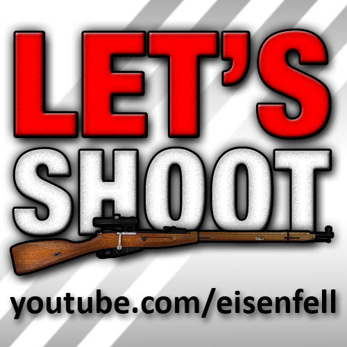 Lets Shoot Logo