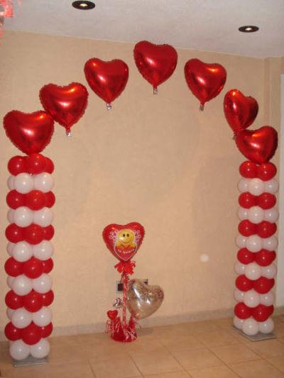 Globosconhelio globos para decoraciones de fiestas for Decoracion para pared dia de la madre
