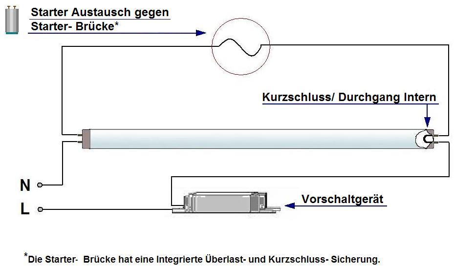 Erfreut Led Rohr T8 Schaltplan Ideen - Elektrische Schaltplan-Ideen ...