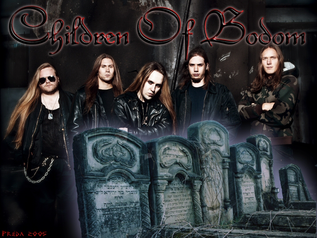 Children Of Bodom Disturbing The Priest
