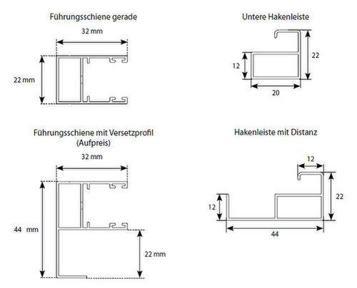 insektenschutzrollo nach ma 120 x 150cm fliegengitter kein bausatz moskito ebay. Black Bedroom Furniture Sets. Home Design Ideas
