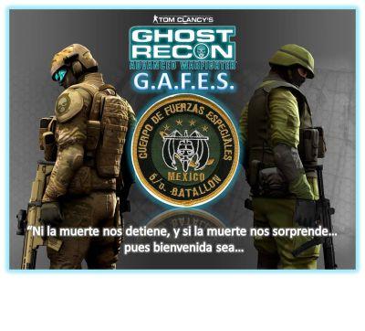 G.A.F.E.S. - Home
