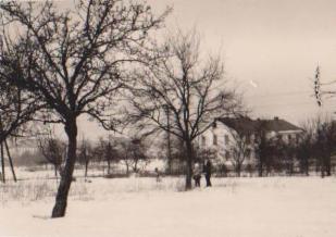 Foto zweier Häuser