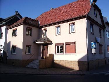 Foto eines Hauses