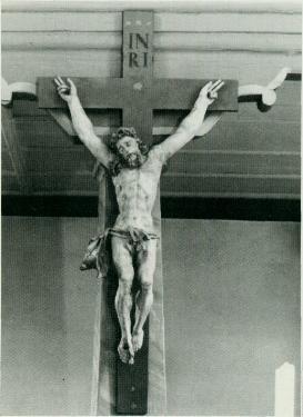 Foto des Kruzifix
