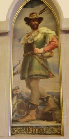 Bild eines Jägers