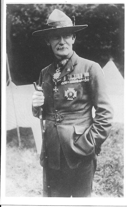 Robert Baden-Powell