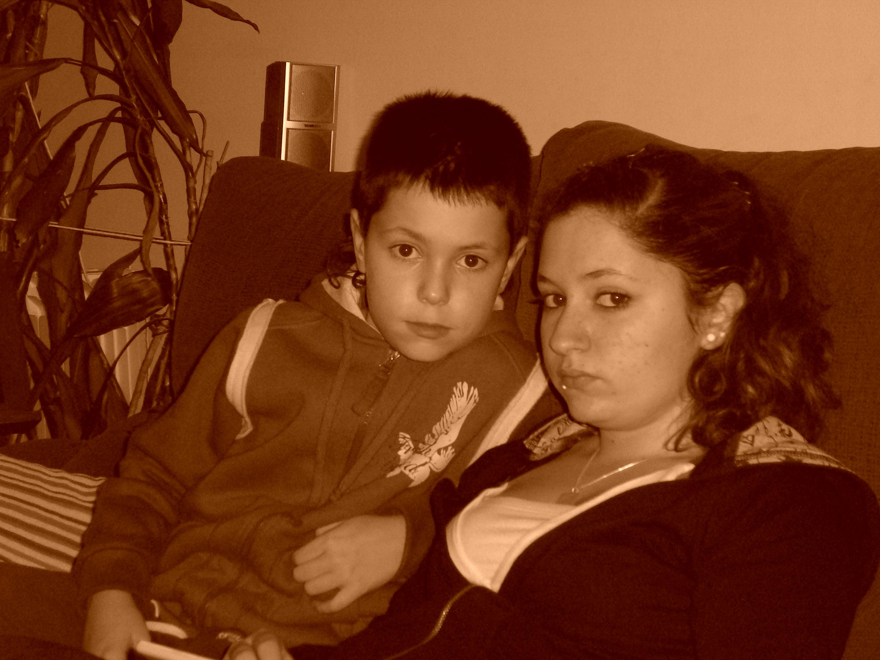 Laura y Dani (0s0)nuestra family