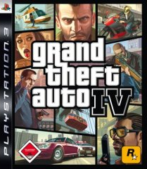 GTA IV Playstation 3