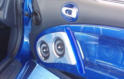 Car audio y tutoriales de electronica y cursos paneles - Puertas de fibra de vidrio ...