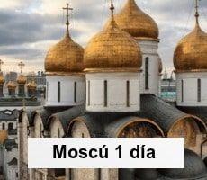 Las cúpulas del Kremlin