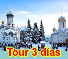 Guia Moscú español excursiones de invierno 3 días en Moscú guiados en idioma español.