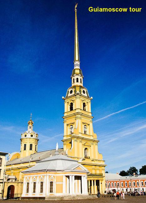 La Catedral de San Pedro y San Pablo