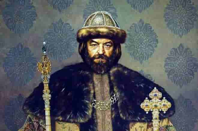Boris Godunov Rusia