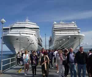 Cruceros en San Petersburgo tour