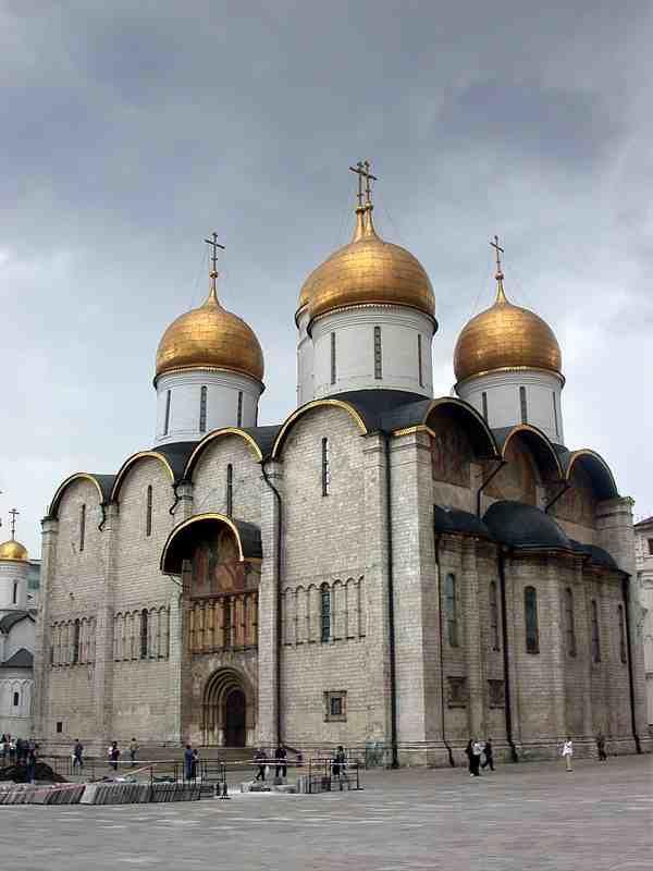 Catedral de la Dormición - Kremlin, excursiones en español